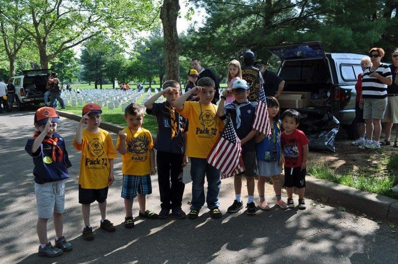 Cub Scout Pack 72 Middletown Ct